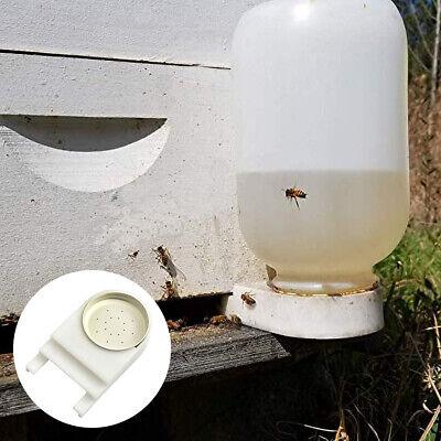 2pcs Honey Bee Keepers Beekeeping Beehive Nest Entrance Water Feeder Tool Equip