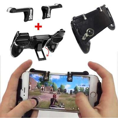 Gaming Joystick Handle Holder Controller Mobile Phone+ Shooter For PUBG Fortnite