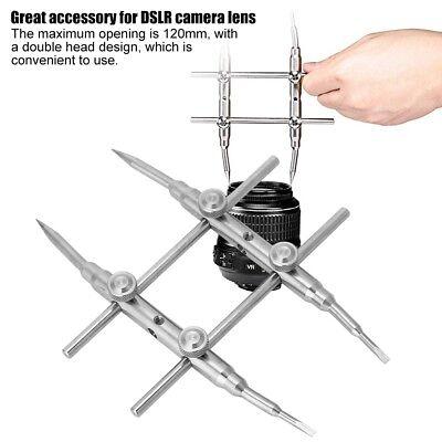 Curved Tips Spanner Wrench Repair Tools Dual Tip for DSLR Camera Lens Repairing Dslr, Dual Lens