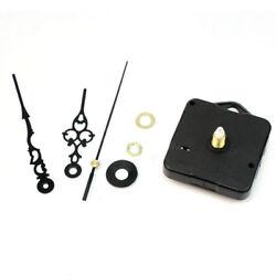 Silent Wall Clock Quartz Movement Mechanism Hand DIY Replacement Part Set Filmy