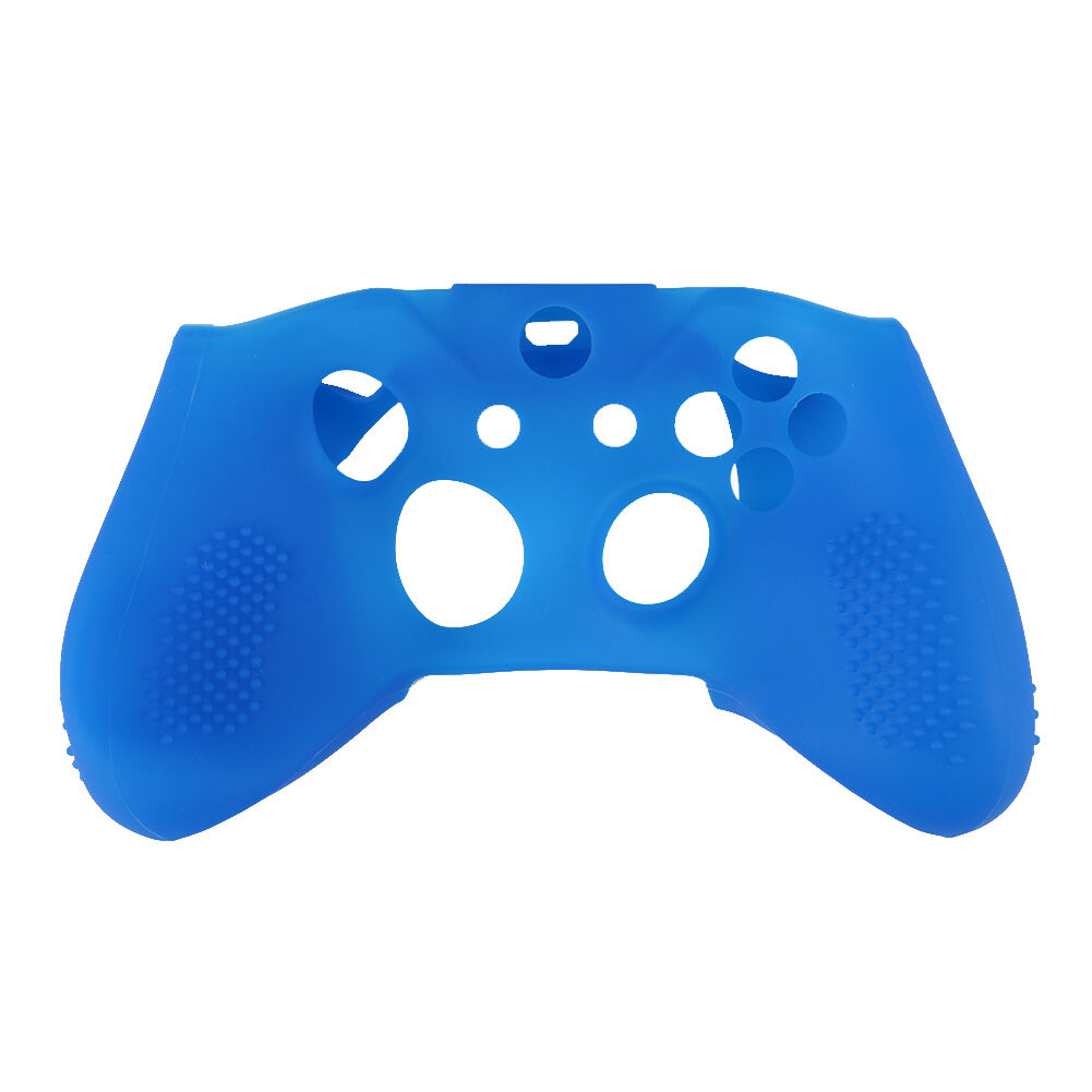 Silicone Rubber Skin Protective Case Cover for Microsoft Xbox One S Controller