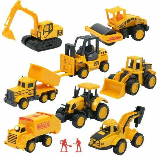 Construction Toys Set, Excavator Toy Vehicles, Dump Truck Ro
