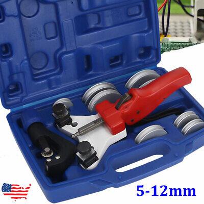 Multi Copper Pipe Bender Tube Bending Tool Kit With Tube Cutter Wk-666 Us