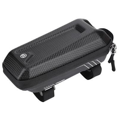 Bike Top Tube Bag Waterproof Bicycle Front Frame Phone Holde