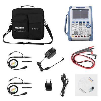 Hantek Dso1062b 1gsas 60mhz 2 Channel Oscilloscope Multimeter Handheld Digit