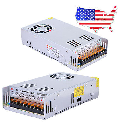 12v Dc 40a 480w Switching Power Supply Driver Transformer For Led Strip Light 1