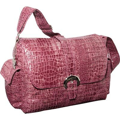 Crocodile Buckle Diaper Bag by Kalencom