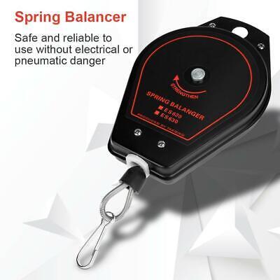 Assembly Line Retractable Spring Balancer Tool Fixtures Holder Hanging 0.6kg-2kg