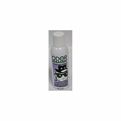 Odor Assassin Odor Eliminator Crisp Cotton Scent