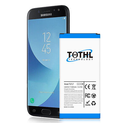 3500mAh Extended Slim Battery for Samsung Galaxy J7 2018 Refine SM-J737P phone 3500 Mah Extend Battery