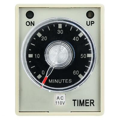 Timing Relay Programmable Electronic Relay Timer Switch 110v