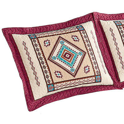 Diamond Aztec Southwest Bedding Pillow Sham, by Collections