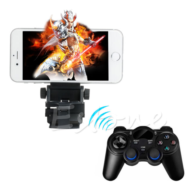 NEW Smart Clip Mobile Phone Clamp Holder For Playstation 3 PS3 Game Controller