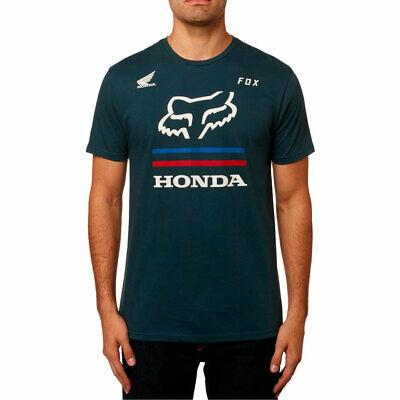 Fox Racing x Honda Men's Honda Premium Short Sleeve T Shirt