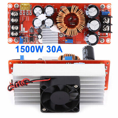 1500w 30a Dcdc Boost Converter Step-up Power Supply Module In1060v Out 12v90v