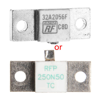 1pcs Rf Termination Microwave Resistor Dummy Load Rfp 250n50 250w 50ohms Dc-3ghz