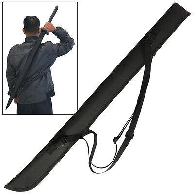 Japanese Katana Bokken Shinai Foam Sword Large Nylon Carrying Case Sheath
