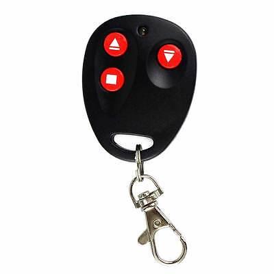 black remote control duplicator adjustable 290 450mhz