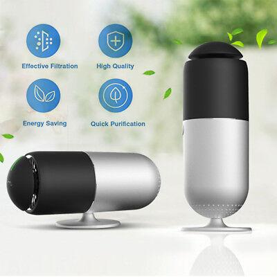 IMU Ozone Ionizer Portable USB Charging Remove Odor Air Purifier Non Toxic HEPA
