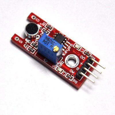 Microphone Sensor Avr Pic High Sensitivity Sound Detection Module For Arduino