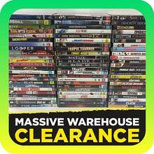 $2 DVD Movies - Australian Releases - Thousands in Stock Tullamarine Hume Area Preview