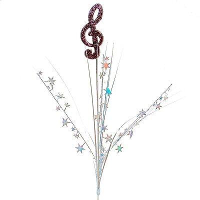 Music Note Centerpiece Sprays -pkg/12 - Musical Note Centerpieces