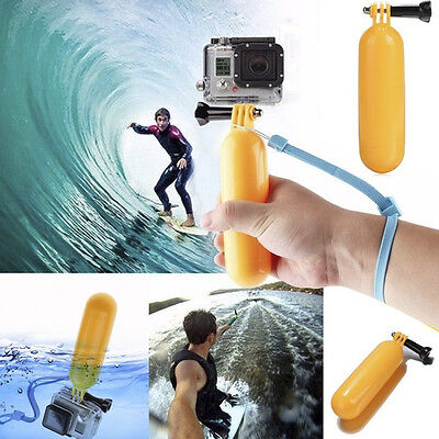 1* Floating Handle Grip Bobber with Wrist Strap For GoPro Hero 4/3+/3/2/1 Camera, used for sale  Rowland Heights
