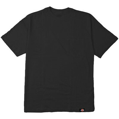 Dickies Men's Shortsleeve Pocket Tee Crewneck T-Shirt 2 PACK Style # 1144624 2 Pack Crewneck T-shirt