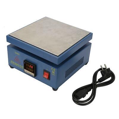 110v220v Digital Lcd Electronic Hot Plate Preheating Station For Phone Screen