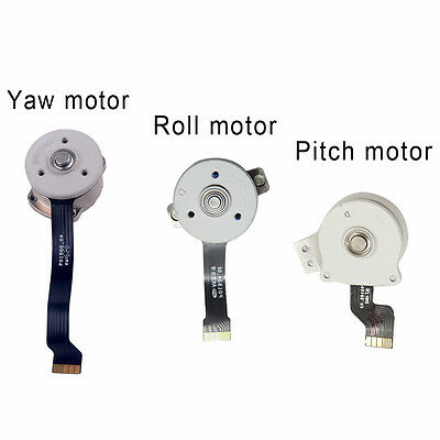Genuine  For DJI Phantom 4 Pro Drone Gimbal Yaw/Roll/Pitch Motor Repair Parts