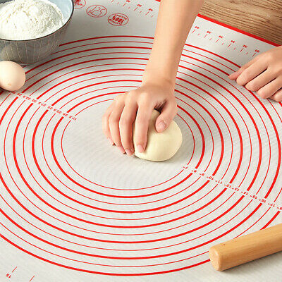 Silicone Baking Mat Pizza Dough Maker Pastry Kitchen Gadgets Cooking Tools Grace