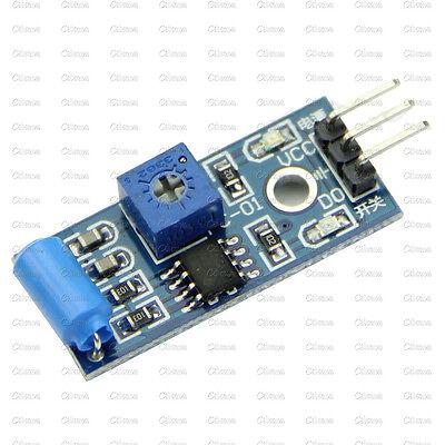 10pcs Sw 420 Motion Module Vibration Switch Alarm Sensor Module For Arduino