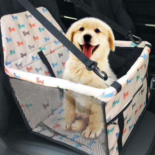 Haustier Autotasche Hundetasche Katze Hundesitz Rücksitztasche Tragetasche DE