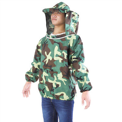 Beekeeping Jacket Professional Beekeeper Jacket Suit Apiary Protective Gear For