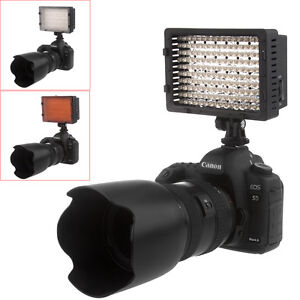NEEWER 160 LED CN-160 Dimmable Ultra High Power Panel Digital Camera Light