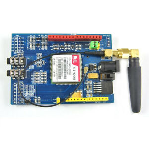 SIM900 Module Quad-Band Development Board GSM GPRS for Arduino Raspberry Pi X3G
