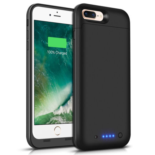 Portable External Phone Power Bank Battery Charger Case Cove