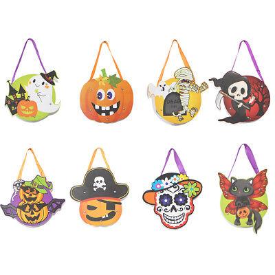 Handtasche Geschenk-beutel (Halloween Handtasche Süßigkeiten Party Süßigkeiten Geschenkbeutel Einkaufs Neu)