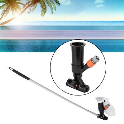 Portable Swimming Pool Suction Jet Vacuum Head Cleaning Supplie Spa Hot Tub Pole