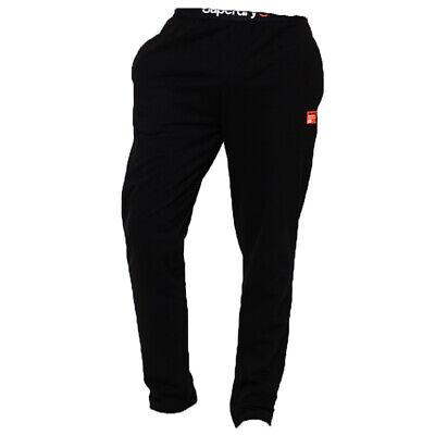 Superdry Laundry Jersey Pant - Laundry Black