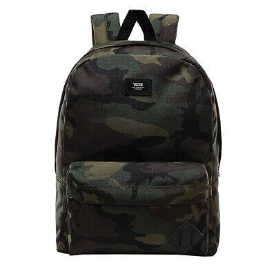 Vans NEW Men's Old Skool III Backpack - Classic Camo BNWT