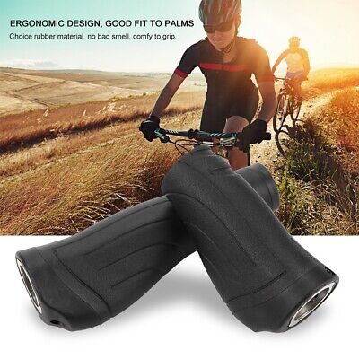 Universal Rubber Bike Grips Bike Grips Short Mini Bicycle Handlebar Grips Y