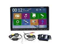 HD 7'' Car Stereo Sat Nav, Bluetooth,DVD player Win8 - brand New