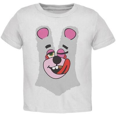 Halloween Twerk Bear White Costume Inspired by Miley Cyrus Toddler T - Miley Cyrus Halloween Dress Up