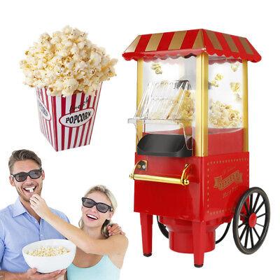 Popcornmaschine Popcornmaker Popcorngerät Nostalgie Popcorn