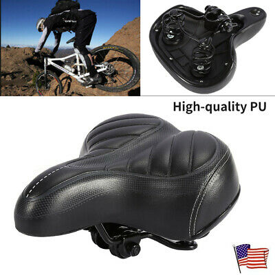PLANET BIKE Comfort Tractor Cruiser Saddle 264 x 264mm Black BICYCLE SEAT