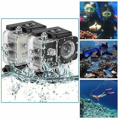 New 30M Waterproof 1080P Helmet Sports DV Full HD Video Action Camera Camcorder