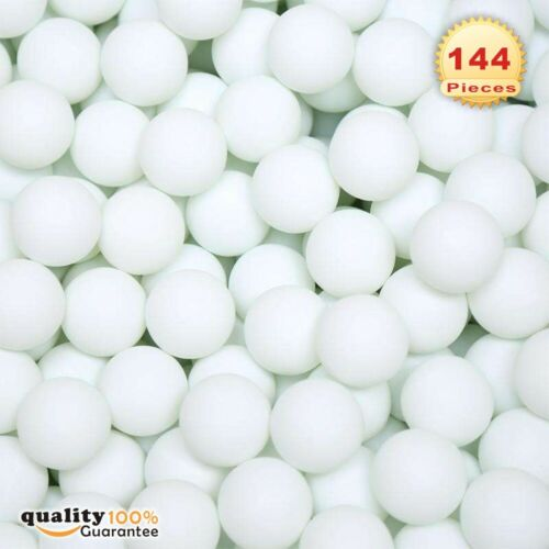 144 38mm Seamless Regulation Size Party Hard Heavy Duty Beer Pong Balls