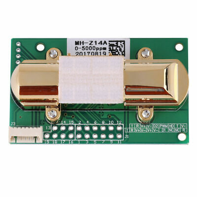 Ndir Co2 Sensor Module Mh-z14a Serial Port 0-5000ppm Pwm Analog Output