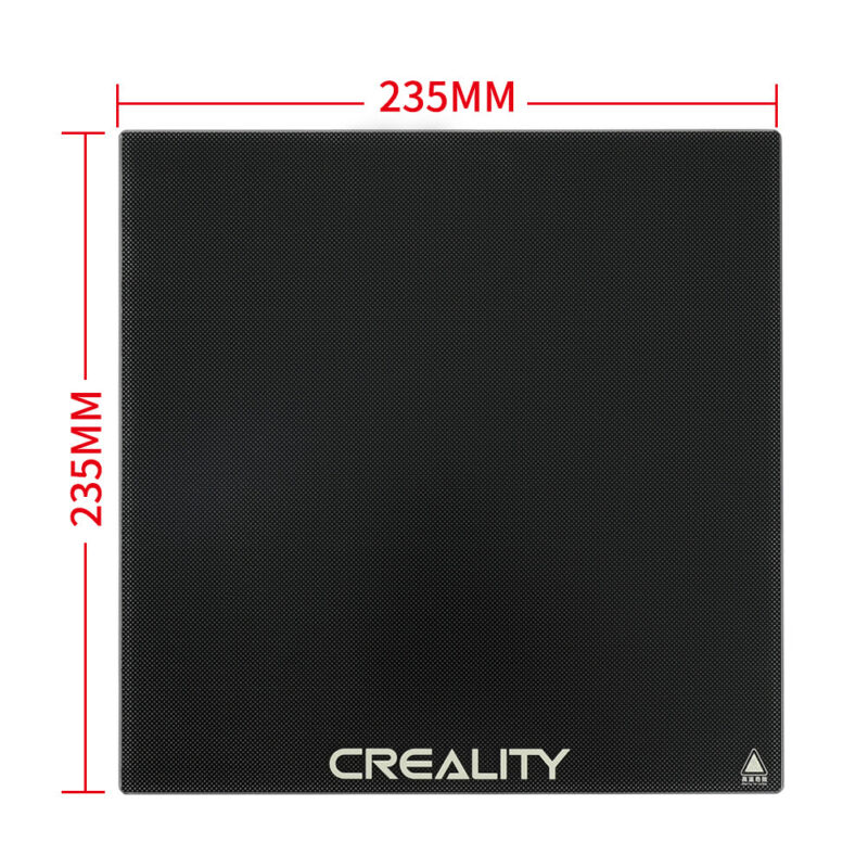 Creality 3D Printer Heated Bed Surface Ultra Base Glass Bed for Ender 3 3 PRO 5
